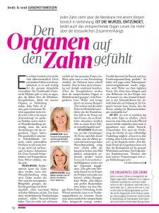 Artikel Zahn-Organ 1